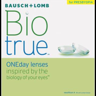 BIOTRUE 1-DAY Presbyopia 90 lenzen