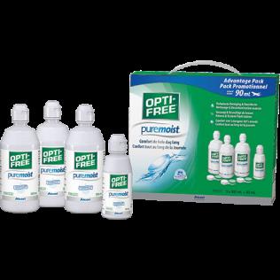 OPTI-FREE 6-maanden pakket (3*300ml + 90ml)