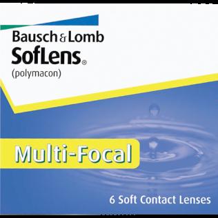 Soflens Multifocal 6 lenzen
